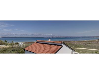 Photo for Apartment Pergola 4 + 2, Nin - Queen's Beach, Family Retreat In Dalmatia