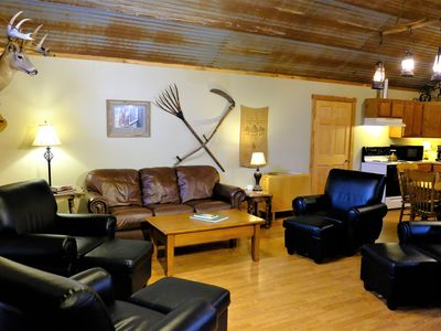 Photo for 3BR Lodge Vacation Rental in Norfork, Arkansas