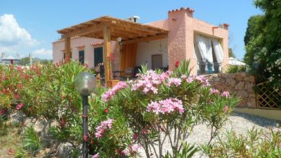 Photo for Casa Anna in Cala Ginepro a few steps from the sea