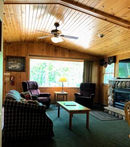 Photo for New! Wolf Den Cottage at Black Bear Lodge Resort in Wisconsin's Northwoods!