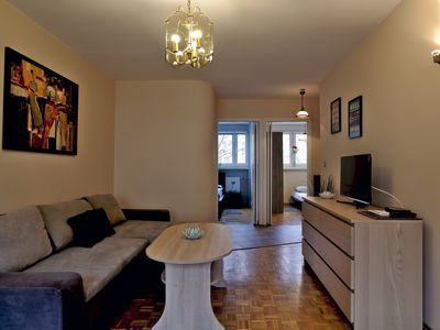 Photo for Lovely apartment  in cetrum city very close to old town only 150m