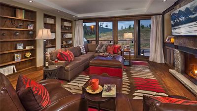 "Photo for One Steamboat Place : ""Maroon Mountain"" #507- 4BR Slopeside Luxury"