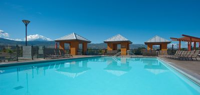 Photo for Kelowna Pool Front Resort Summer Condo Rental Playa Del Sol