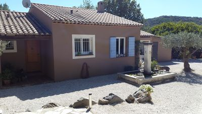 Photo for OPPORTUNITY near St Tropez! Very nice and quiet villa in La Garde Freinet