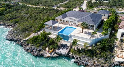 Photo for Villa Capri - 4 BR Modern Luxury Villa Rental in Turks and Caicos!