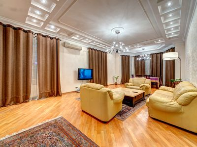 Photo for 5BR Apartment Vacation Rental in Pechers'kyi district, Kyiv