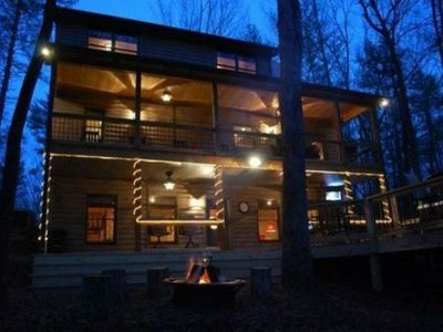 Photo for Hot Tub, Outdoor TV, Water Toys, Electronics, the best of the best! Check out this LUXURY Rental
