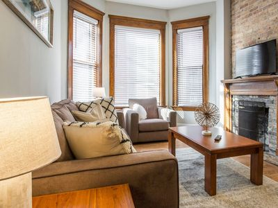 Photo for Cozy DePaul 2BDR   Near Train, University and CUBS