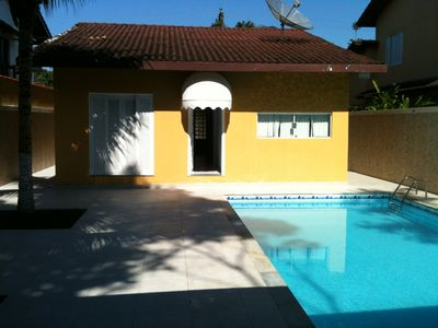 Photo for 3BR House Vacation Rental in Bertioga, SP