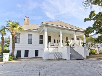 Photo for Wheel House: 5 BR / 5.5 BA home in Tybee Island, Sleeps 17