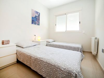 Photo for Apartment Luz de Calpe I in Calpe/Calp - 4 persons, 2 bedrooms