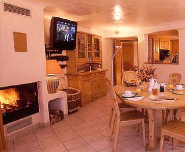 Photo for Chalets du Bouquetin **** - 10/12 7 Rooms Persons Wolf