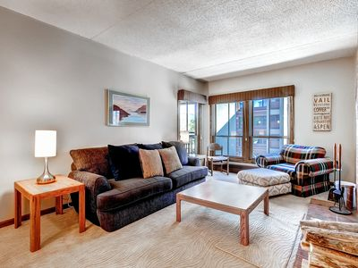 Photo for Condo in the heart of Breckenridge, walk to everything - shared amenities!