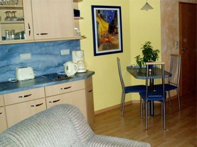 Photo for 1BR Apartment Vacation Rental in Lohme