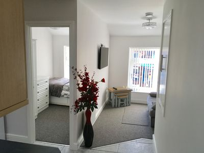 Photo for Comfortable Apartment in Pencoed, - just off M4
