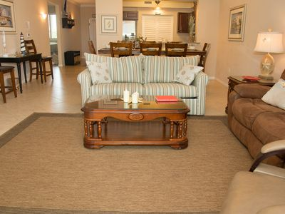 Photo for Heron L04-- Great Location 3 Bedroom Lanai Level Condo, Steps to Lazy River
