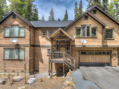 Photo for Family Friendly/ Upgraded home with HOT TUB! Minutes from Beach and Skiing!