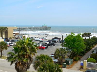 Photo for Pier Pointe Villas C301 - Great Top Floor View - See Dolphins and Surfers
