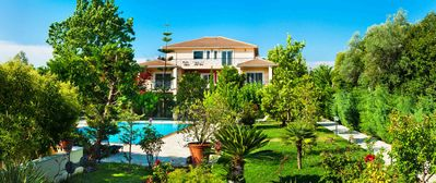 Photo for Luxury Apartments close to the beach and near the town Lefkas Blue Residence 1