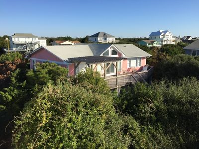 Photo for Beautiful and private Oceanfront Cottage