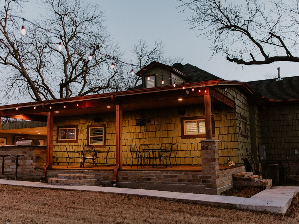 Beautiful Renovated Cottage In The Country Celina Texas