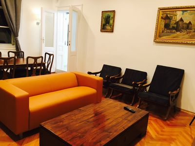 Photo for Luxury Apartment for Family, Big APARTMENT WITH TWO SEPARATED ROOMS, Terrace