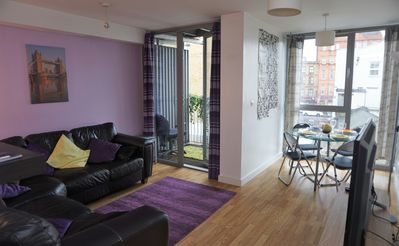 Photo for 2bedroom funky apartment in Central London