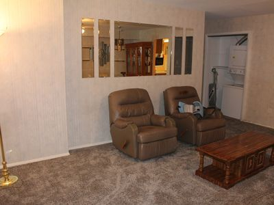 Photo for 1 bedroom condo 800 sq ft