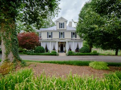 Photo for Charming Georgian Home in the Middle of Virginia Horse Country