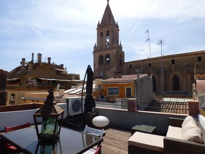 Photo for Stone house in the center of Palamos 1 minute walk to the beach