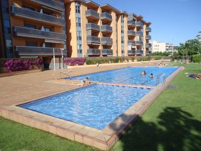Photo for Apartment - 2 Bedrooms with Pool - 106174