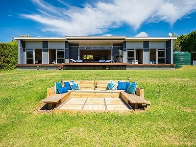 Photo for Blue Haven - Mangawhai Holiday Home