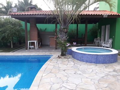 Photo for House 200 meters from the Beach - Villagio Condominium Address of the Beach