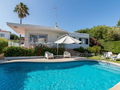 Photo for With Pool and Beautiful Garden - Villa Bini Jan