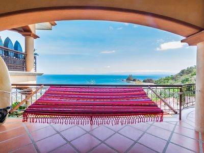 Photo for Large 3 BR Condo, Incredible Views, Families, 5 Min Walk to SPECTACULAR BEACH