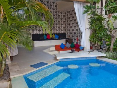 Photo for 2 BR ENGM Villa Pererenan Beach Canggu
