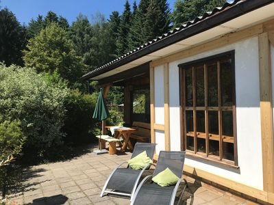 Photo for quiet and close to nature holiday home in Bad Elster