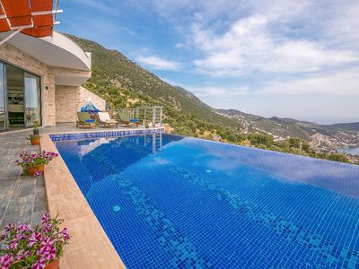 Photo for Villa Istanbul.  Two Bedroom Villa with a Private Pool and Sea Views.