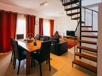 Photo for T3 Apartment   Pool for adults and pool for children in Sao Martinho do Porto