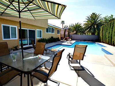 Photo for Must-see Virtual Tour!  Game Room, Xtr Lrge Pool/Spa - 2 Miles From Strip!