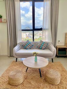 Photo for Apartment 5⭐ with 2 Beds Beach Front Nha Trang Sea.