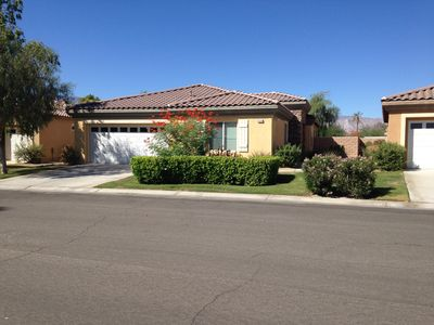 Photo for Across from Stagecoach Entrance, Beautiful home with extra large backyard