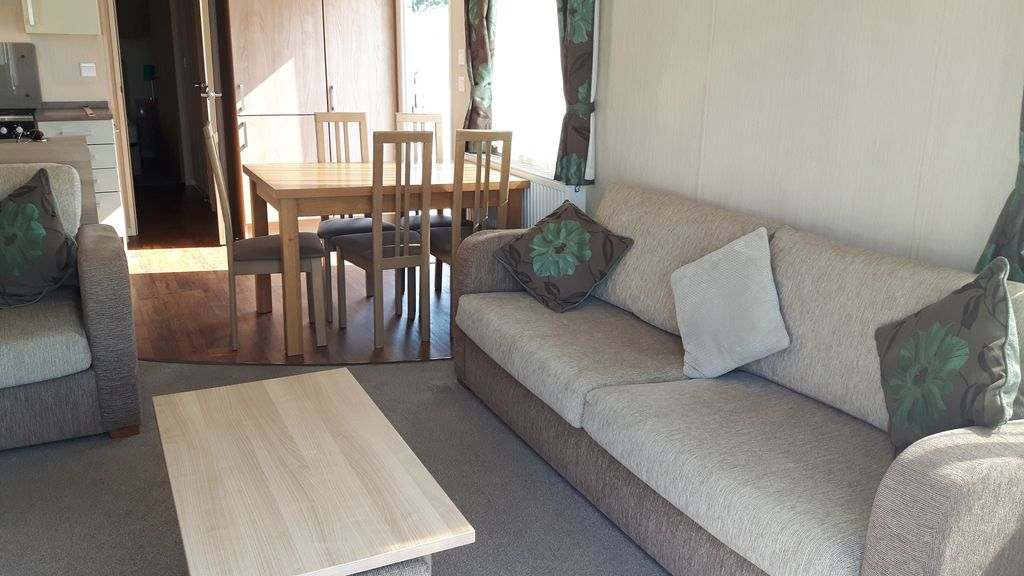Property Image6 Prestige Mobile Home With Decking On A 5 Haven Holiday Park