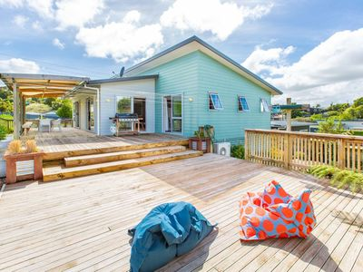 Photo for The Greenhouse - Raglan Holiday Home