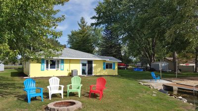 Photo for 2BR Cottage Vacation Rental in Quincy, Michigan
