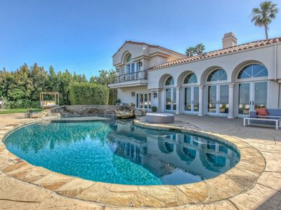 Photo for Beverly Hills Mansion | 6 Bed | Pool | City Views