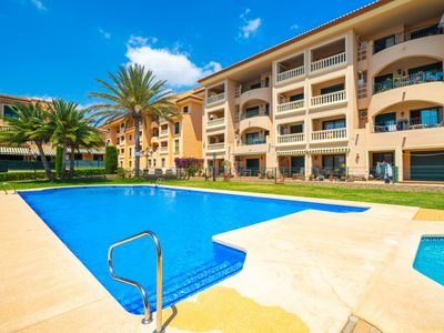 Photo for Jardines del Mar Studio Apartment, Exclusive Complex with Pool & Gym
