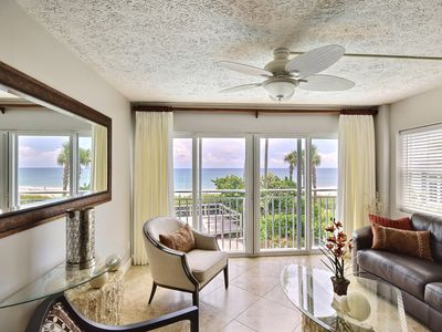 Photo for Luxurious Beachfront Condo - Walk to Everything - Best Location in Vero Beach