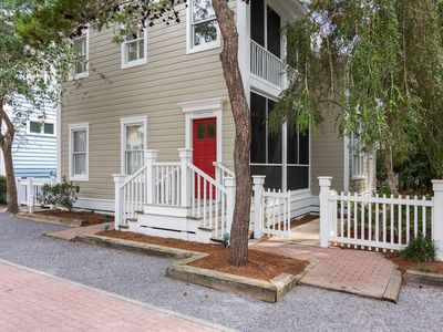 Photo for In Seaside Proper 'Goodnight Moon' 3BR/3BA NEW Updates! Across from Pools!