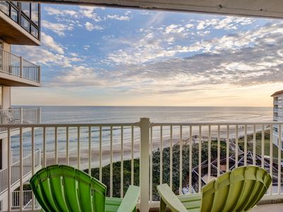 Photo for Eagle Eye Views of The Atlantic from this OCEANFRONT condo